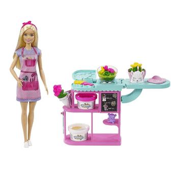Boneca-Mattel-Barbie-Loja-De-Flores---Boneca-Barbie-Loja-De-Flores-Gtn58---Mattel-0